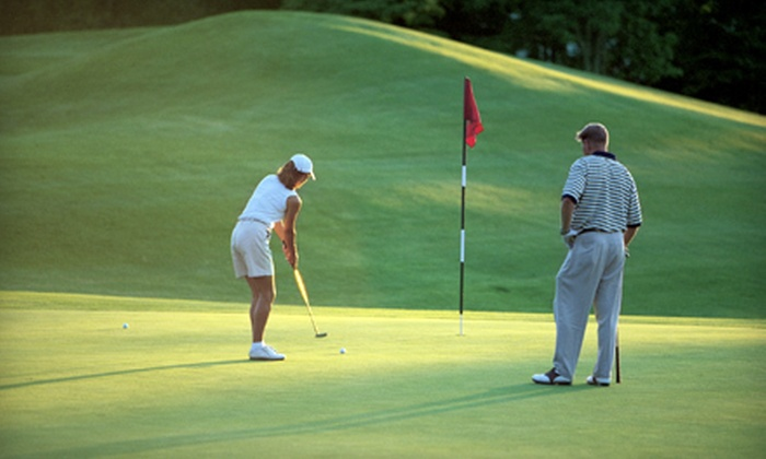 Scott Fossum Golf Schools - Providence Crossing: One-Hour Private Lesson or One-Hour Father-Son or Father-Daughter Golf Lesson at Scott Fossum Golf Schools (51% Off)