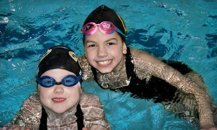 Chattahoochee Gold Swimming - Woodstock: One or Two Months of Infant or Child Lessons at Chattahoochee Gold Swimming (Up to 59% Off)