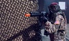 SAS Black Ops - Marietta: Indoor Airsoft Arena Outing for Two with Optional Gear Rental or Four with Gear Rental (Up to 55% Off)