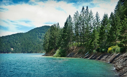 Three Nights of Camping at Trinity or Shasta Lake with Boat-Launch Pass from Shasta Recreation Company (Up to 60% Off)