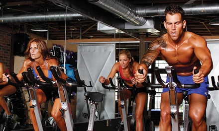 Five Spin Classes for One or Two at Go Cycle Studios (Up to 58% Off)
