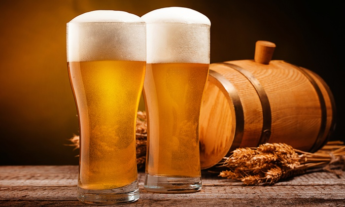 Anheuser-Busch - St. Louis Brewery Experiences: Beer School Experience with Tastings, Food, and Gift Shop Credit at Anheuser-Busch (Up to 38% Off)