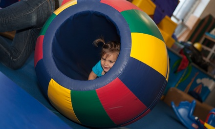 $49 for a Five-Class Pre-K Pass at AcroSports ($100 Value)