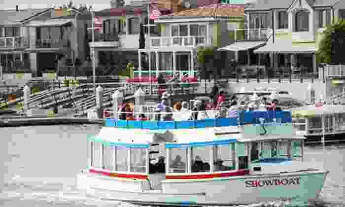 The Fun Zone Boat Company - Balboa Peninsula Point: $8 for a 90-Minute Newport Beach Harbor Cruise from The Fun Zone Boat Company in Balboa (Up to $19 Value)