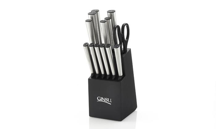14-Piece Ginsu Koden Cutlery Set: 14-Piece Ginsu Koden Cutlery Set. Free Shipping and Returns.