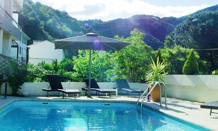 Grand hotel la reine amelie am lie les bains languedoc for Groupon grand hotel des bains
