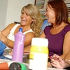 45% Off a Collage Art Class with Wine