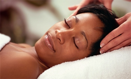 Philadelphia: Scalp Treatment and Massage, Facial, or Both at Rapunzel's Salon & Spa (Up to 54% Off)