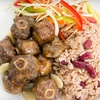 Up to 61% Off Caribbean Dinner