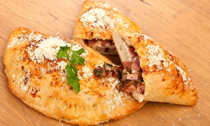 Sky Bar - West University: Three or Six Breakfast Calzones at Sky Bar (Up to 47% Off)
