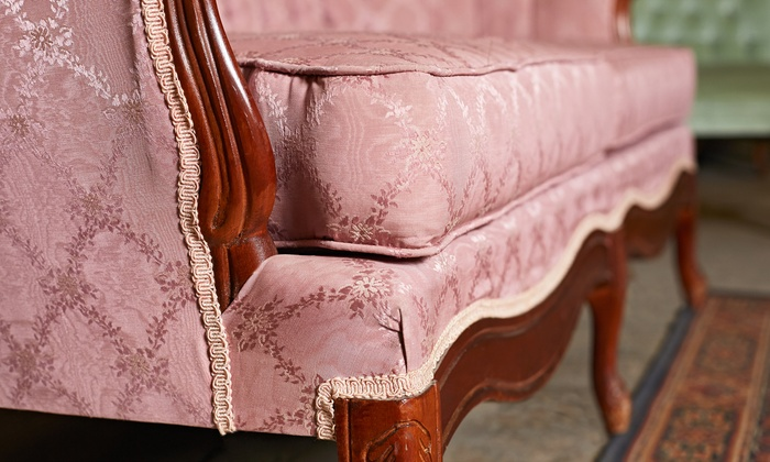 Material Girl - Multiple Locations: Two-Day Furniture Upholstery Course at Material Girl (50% Off)