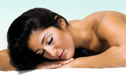 One or Two Therapeutic or Cellulite-Reduction Massages at Harmony Within Massage Therapy (Up to 55% Off)