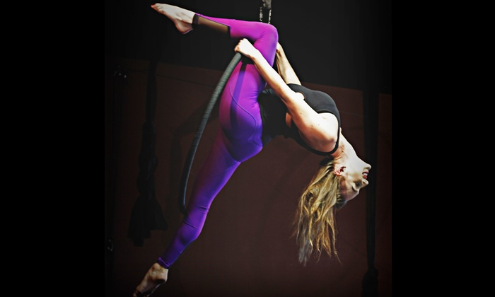 Embody Pole Fitness - Anaheim Hills: 10, 20 or 30 Pole-Dance, Aerial-Silks, or Dance Classes at Embody Pole Fitness (Up to 51% Off)