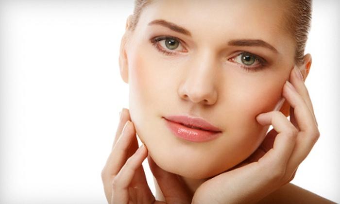 Alora Salon - Wanaque: Swedish Massage or Signature Facial at Alora Salon (Up to 69% Off)