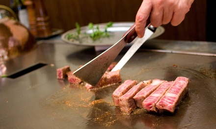 $26 for $50 Worth of Japanese Food at Fuji Mountain Japanese Steakhouse