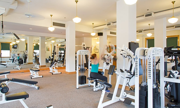 The Yards Athletic Club - Central Industrial District: One or Three-Month Gym Membership or Five Classes at The Yards Athletic Club (Up to 57% Off)