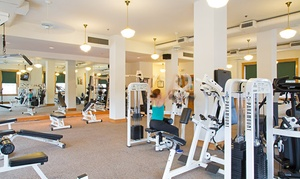 The Yards Athletic Club: One or Three-Month Gym Membership or Five Classes at The Yards Athletic Club (Up to 57% Off)