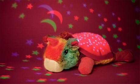 Almohada peluche con proyector de estrellas Oferta en Groupon