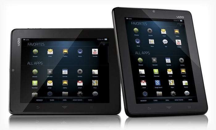 """Vizio 8"""" Tablet with WiFi: Vizio 8"""" Tablet with WiFi (Manufacturer Refurbished). Free Shipping."""