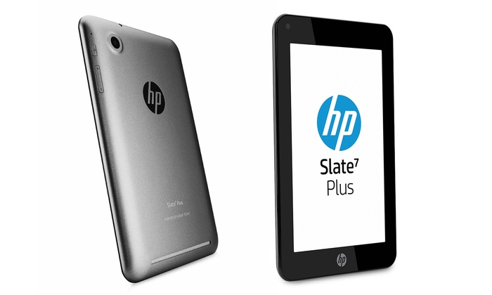 "HP Slate Plus 8GB 7"" Tablet"