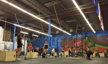 Up to 60% Off crossfit classes at Uncanny Fitness