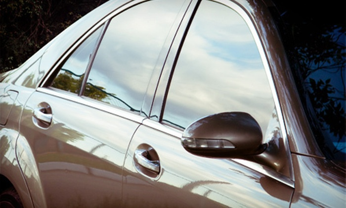 Awesome Touch Detail - Fife: $149 for Full Window Tint for a Car at Awesome Touch Detail (Up to $399 Value)