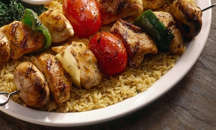 Persian Dinner Cuisine for Two or More or Four or More at Kabob Bazaar (50% Off)