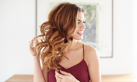 Men's or Women's Cut and Style with Optional Color or Partial Highlights at G Salon and Spa (Up to 58% Off) 388c0d3c-f350-45f6-8eb4-41490d522cdd