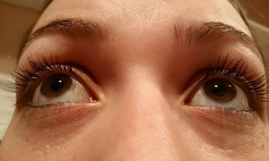 Masquerade-Lashes: Full Set of Eyelash Extensions at Masquerade-Lashes (45% Off)