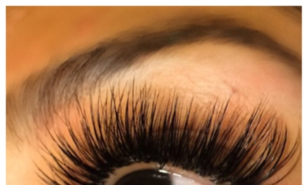 Up to 64% Off Lash or Eyebrow Extensions at The Lash Loft - Charlotte