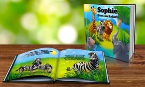 Soft Cover Story Book: The Safari