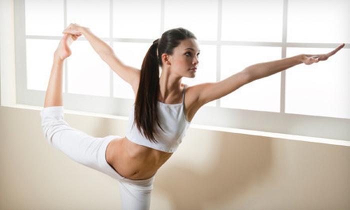 Bikram Yoga - Multiple Locations: 10 or 20 Classes at Bikram Yoga (Up to 85% Off)