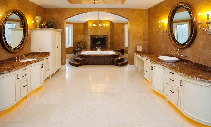 Champion Carpet Cleaning & Restoration - Palm Beach: Marble Cleaning for Up to 150 or 200 Square Feet from Champion Carpet Cleaning & Restoration (Up to 50% Off)