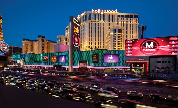 4 Star Vegas Strip Resort With 20 Dining Credit