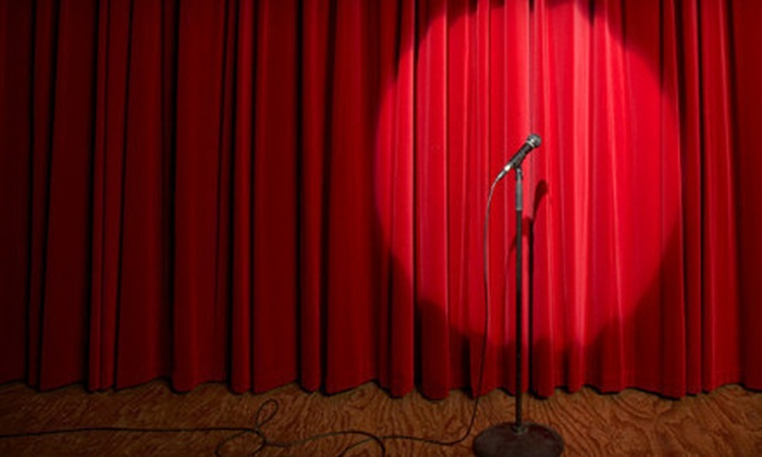 ComedyJuice - Gotham Comedy Club: ComedyJuice Standup-Comedy Show for Two or Four at Gotham Comedy Club (Up to 52% Off)