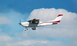 Aeroklub Białostocki: Lot zapoznawczy samolotem lub szybowcem ze szkoleniem i więcej od 129,99 zł w Aeroklubie Białostockim