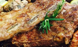Asador Patagonia: Argentinian Food for Two or Four at Asador Patagonia (Up to 40% Off)