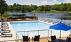 Pinestone Resort and Conference Centre - Haliburton, ON: Stay with Optional Spa or Golf Credit at Pinestone Resort, Conference Centre & Golf Course in Haliburton, ON