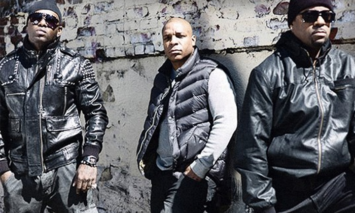 Naughty By Nature - Mercury Ballroom: Naughty by Nature on February 21 at 8 p.m.