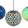 Solar Hanging Gazing Ball