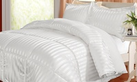 GROUPON: Hotel Grand 3-Piece Down Alternative Comforter and P... Hotel Grand 3-Piece Down Alternative Comforter and Pillow Set