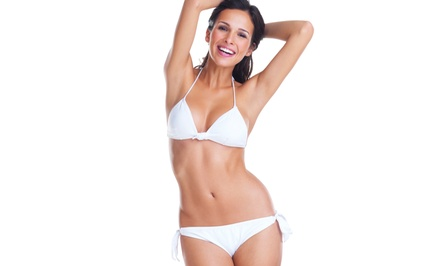 6 or 12 Ultrasonic-Cavitation Treatments at Solution Medical Esthetic (85% Off)