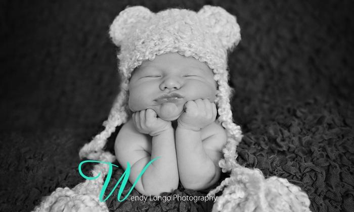 Wendy Longo Photography - Long Island: 45-Minute Newborn Photo Shoot from Wendy Longo Photography (50% Off)