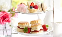 Afternoon Tea with a Floristry Workshop at Dillons Tea House