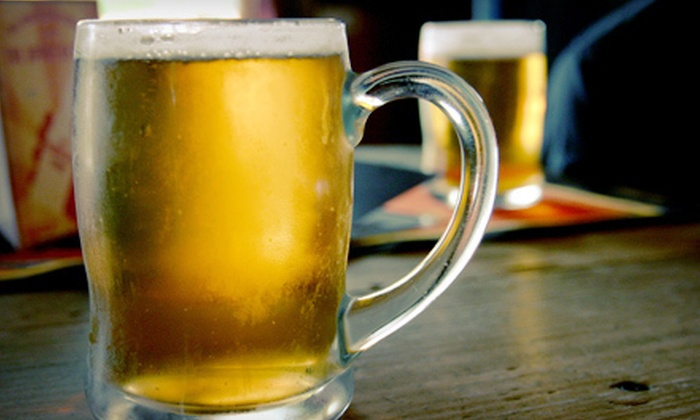 Crowbar - West Side: $15 for $30 Worth of Bar Food and Drinks at Crowbar