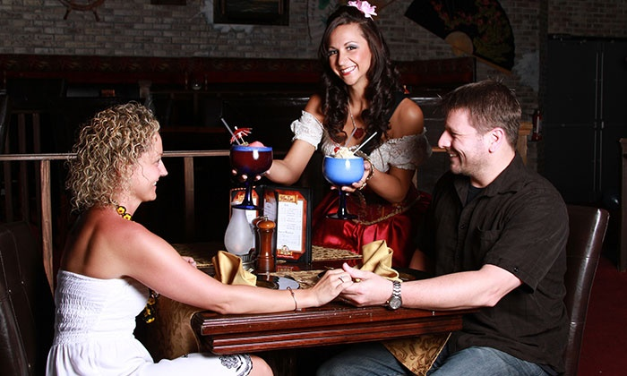 Treasure Tavern - Orlando: $79 for a Valentine's Day Weekend Dinner Show for 2 at Treasure Tavern ($165.90 Value). 4 Times Available.