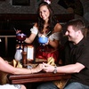 52% Off Valentine's Weekend Dinner Show with Wine