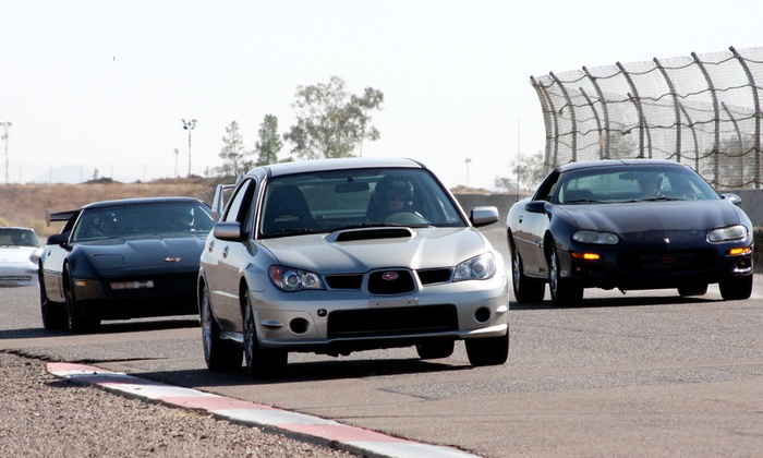 ProAutoSports - Wild Horse Pass Motorsports Park: New Member Racetrack Orientation Class for One, Two, or Four at ProAutoSports (Up to 53% Off)