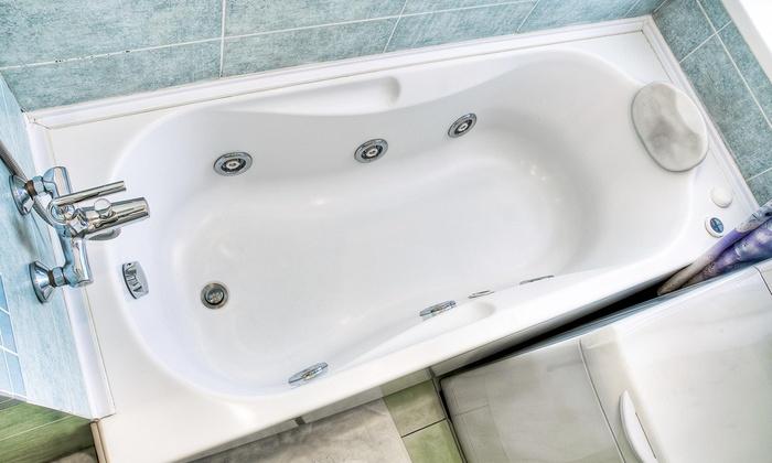 1 Aros Construction - Chicago: Bathtub Recaulking from 1 AROS Construction (50% Off)