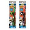 Star Wars Yoda and Darth Vader Travel Kit with Toothbrush and Cap